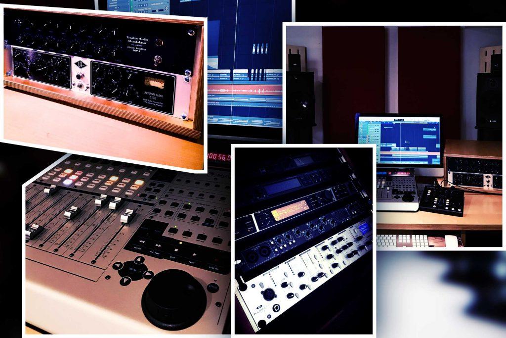 Tonstudio München